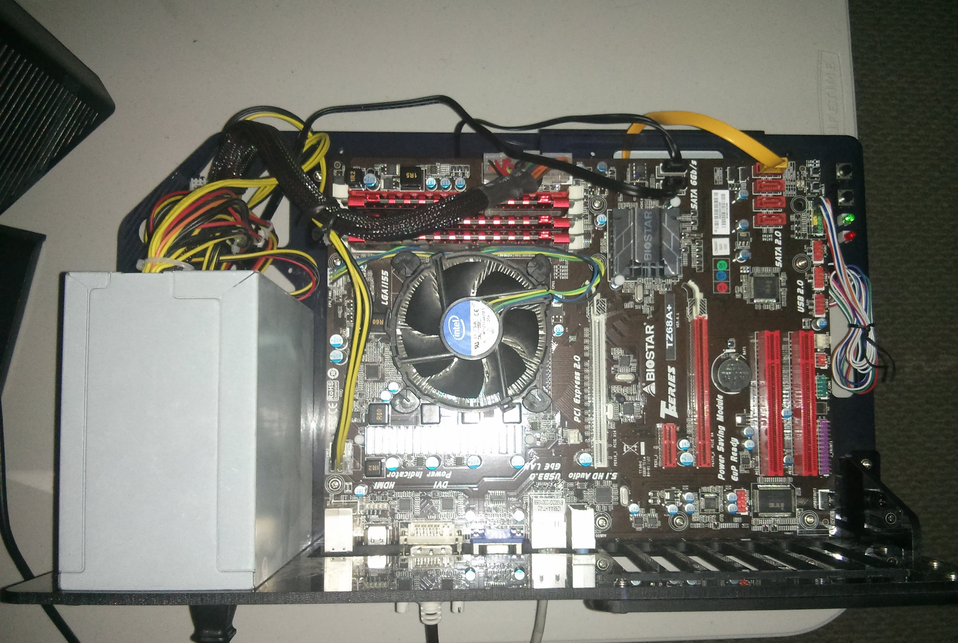 Creating Hvm And Pv Domus On Xen 43 Debian 7 Mattjquinncom